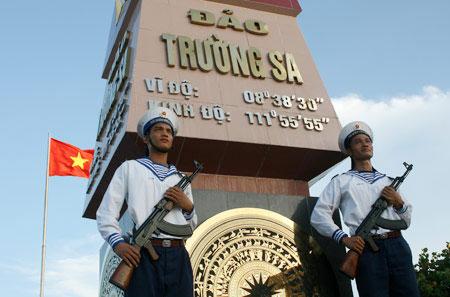 Việc Luật Biển Việt Nam Khẳng Định Chủ Quyền Đối Với Hai Quần Đảo Hoàng Sa  Và Trường Sa Là Thể Hiện Lập Trường Nhất Quán Của Việt Nam